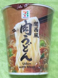 関西風肉うどん