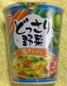 どっさり野菜タンメン